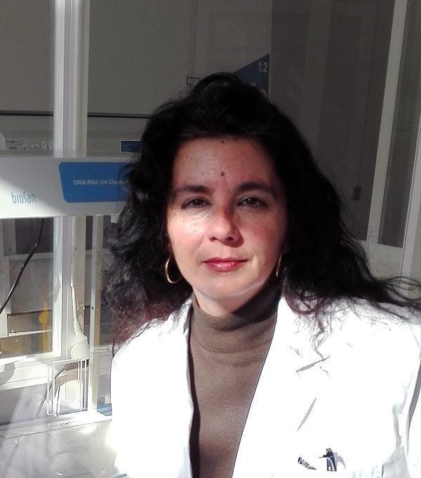 Silvia Mercado Saenz