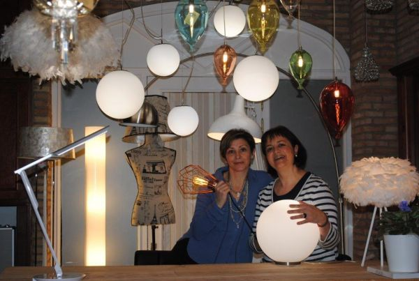 Carmen Fernández Paricio y Ana Ruth Díaz Gallo